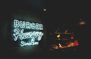 ハンバーガー歴史