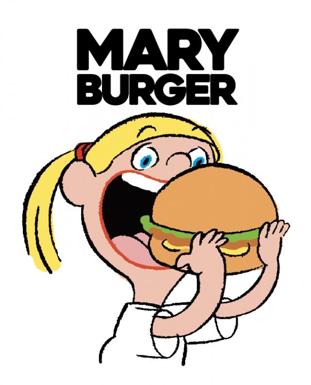 MARY BURGER LOGO